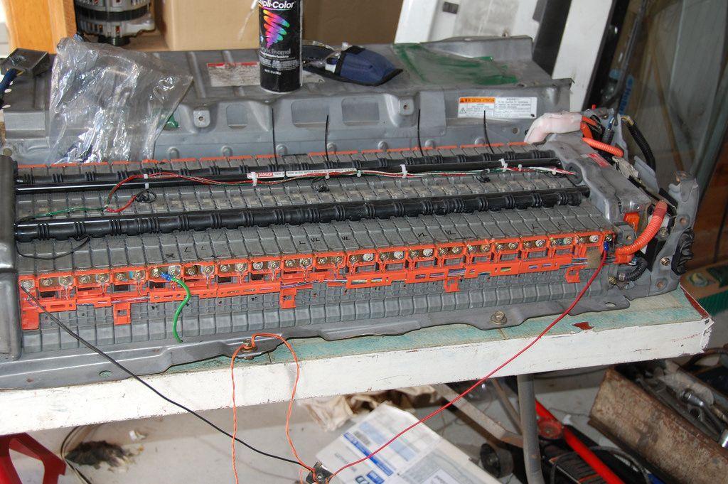 Prius_Battery_1.jpg by ue0705 Nimh battery, Car battery