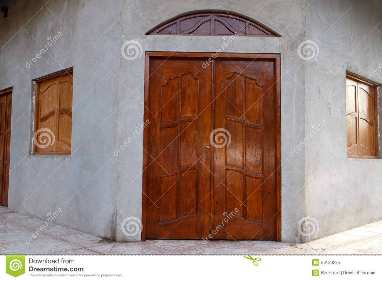preços de portas e janelas de madeira - Pesquisa Google