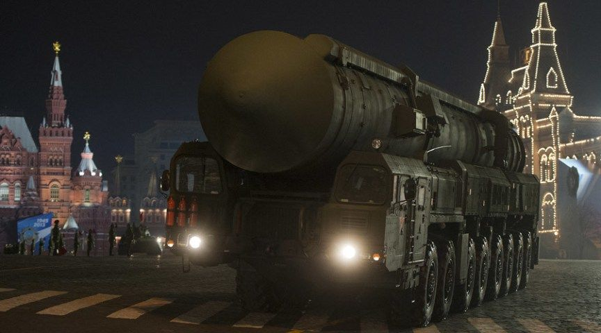 US Moves Nukes To Germany; Russia Promises to Retaliate
