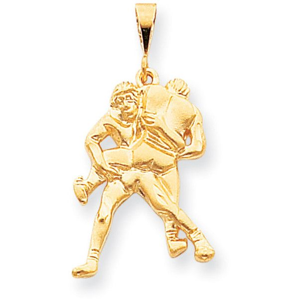 10k yellow gold wrestling charm pendant 141 liked on 10k yellow gold wrestling charm pendant 141 liked on polyvore featuring jewelry mozeypictures Gallery