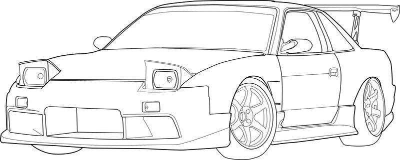 S13 Drifter By Slidingmy240sx On Deviantart With Images Car