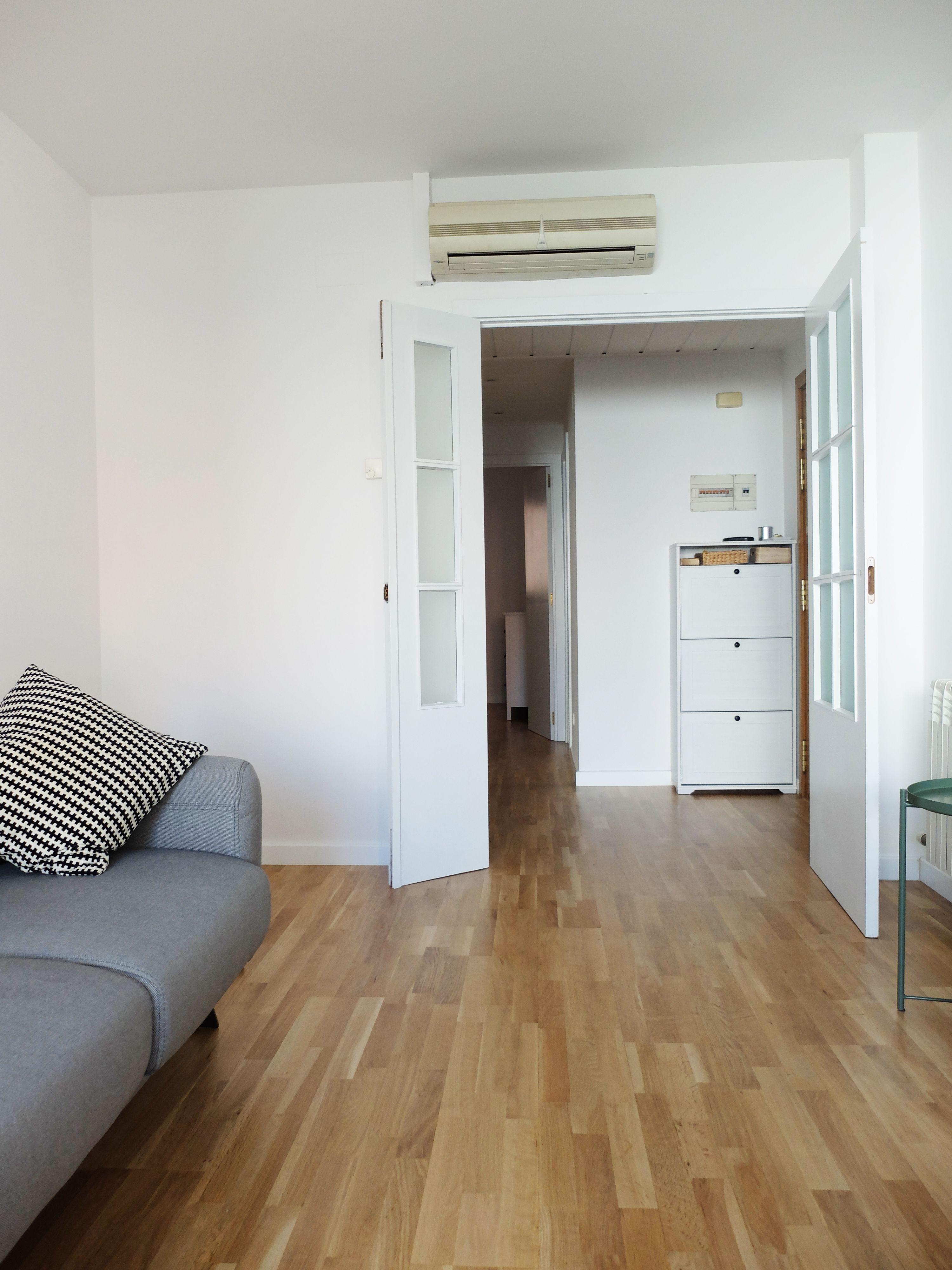 Reforma de piso en Barcelona: baño y cambio de ...