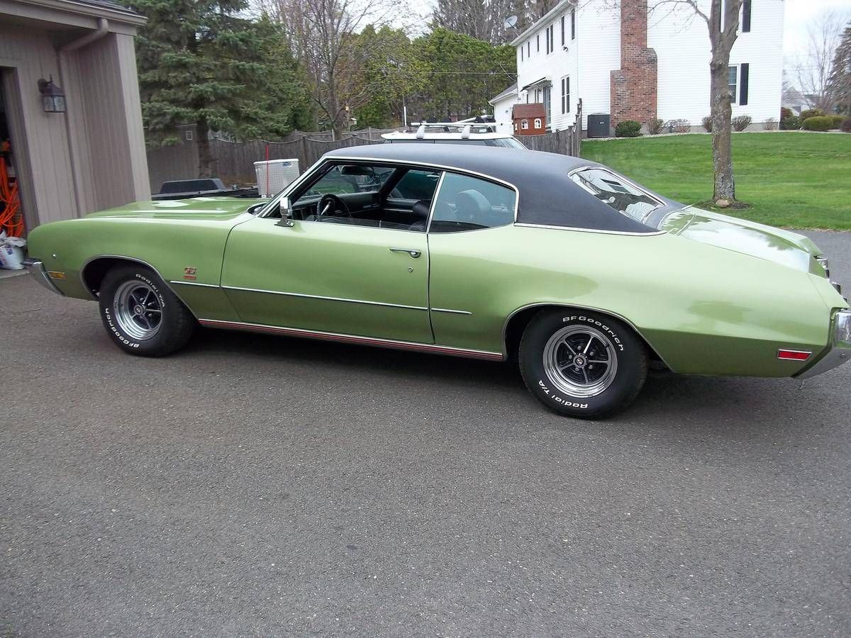 1972 Buick Gran Sport GS (With images) Buick, Classic