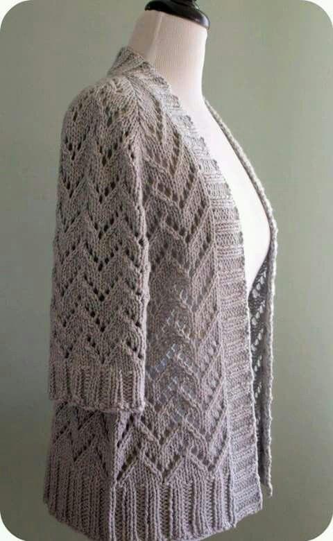 Ajur Ornekli Bayan Hirka Baby Knitting Patterns Tig Isi Ceket Hirka
