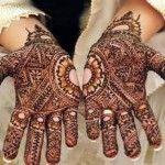 Latest Arabic Mehndi Designs for Hands 5