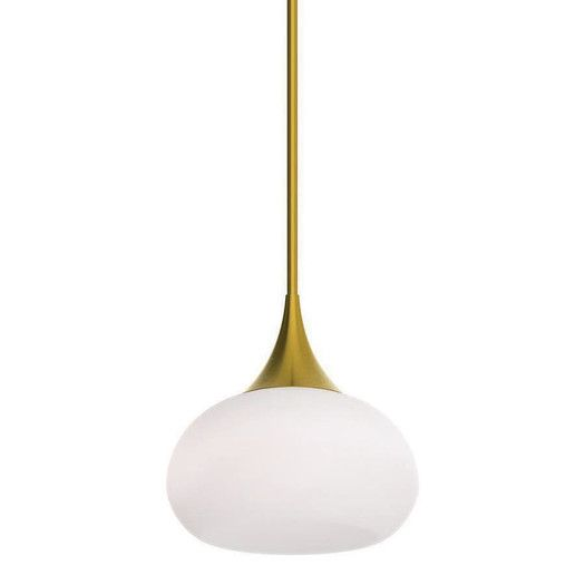 WAC Lighting Kiss Globe Pendant