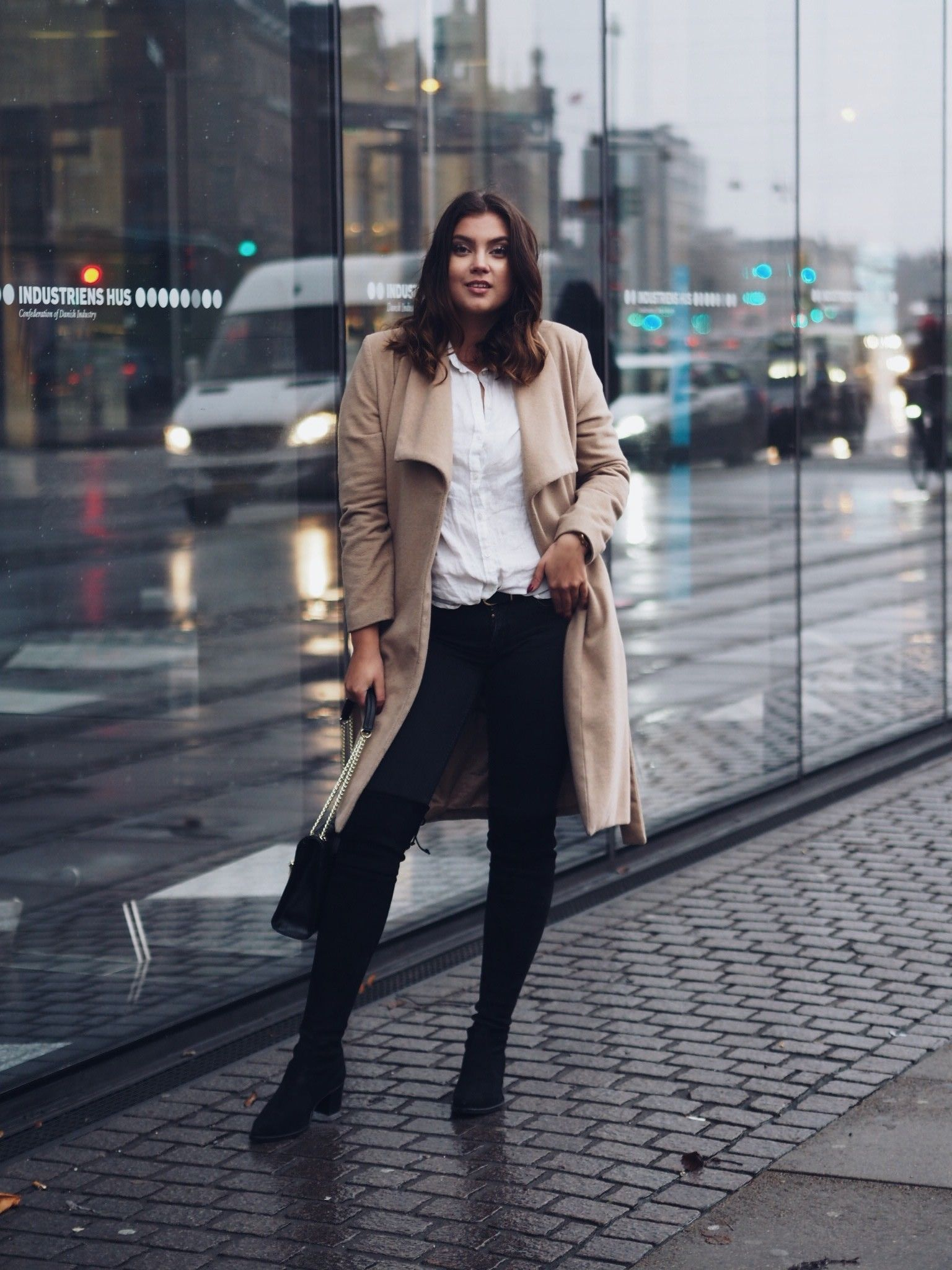BIANCA GONZALEZ   Mode, Kappa, Jeans