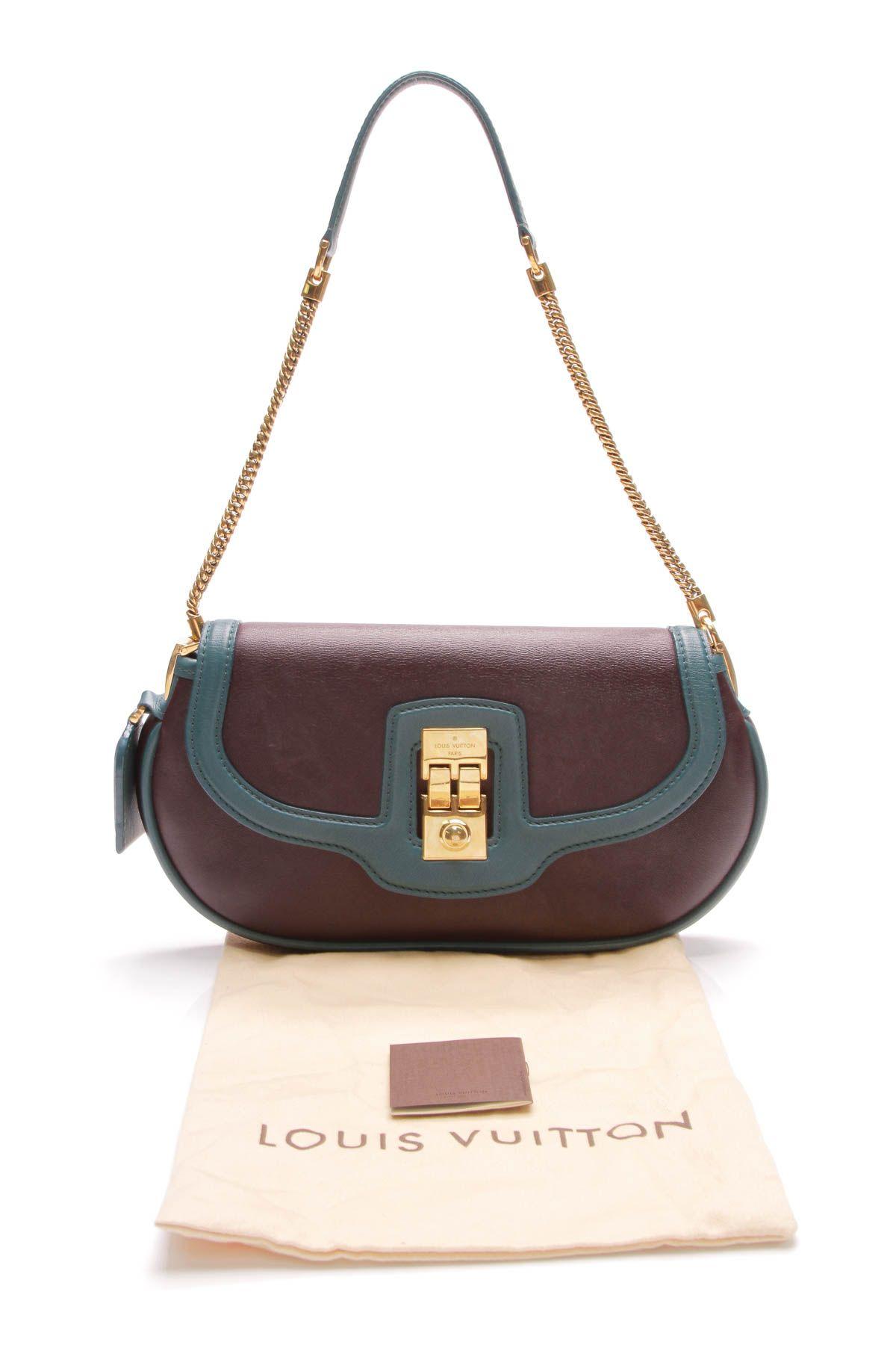 3f0e55f06214 Check out the color combo on this Louis Vuitton Art Deco Baguette bag . . .   louisvuitton  lv  louisvuittonbag  louisvuittonpurse  colorfulpurse ...
