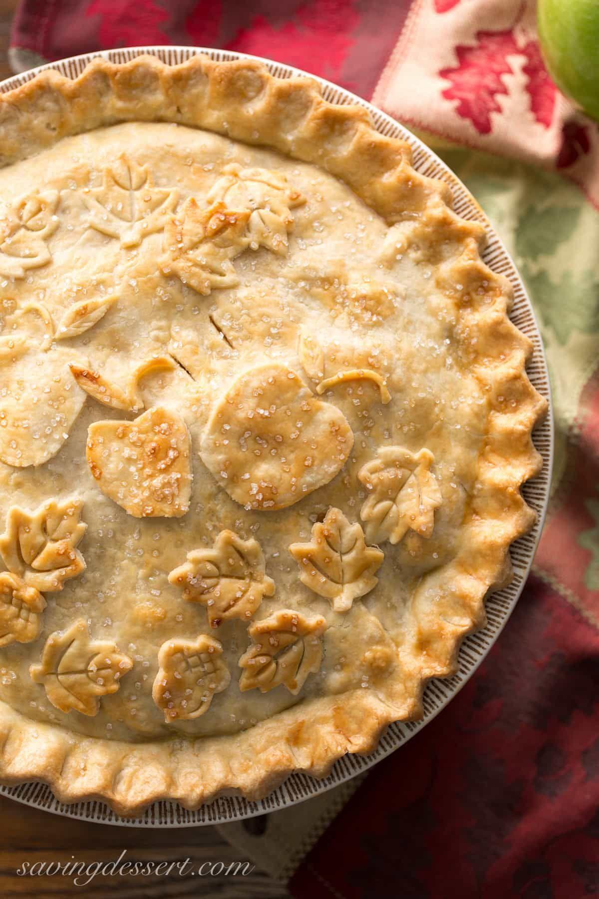Classic Apple Pie Recipe Apple Pie Recipes Classic Apple Pie