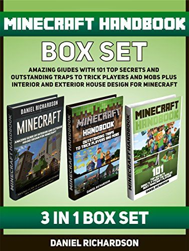ultimate traps handbook the unofficial minecraft tricks guide for minecrafters mobs handbook