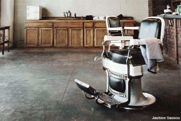 barbershop. cut & shave
