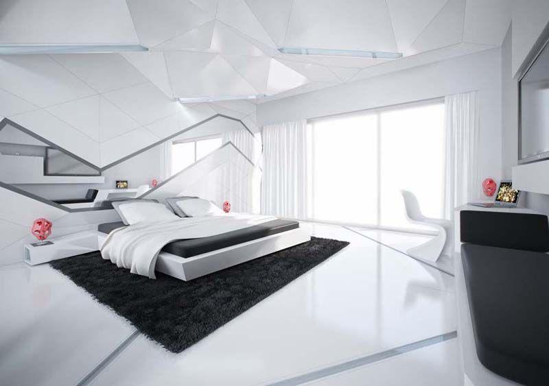 Futuristic Bedroom Furniture Images Idea. | Stylish concept ...