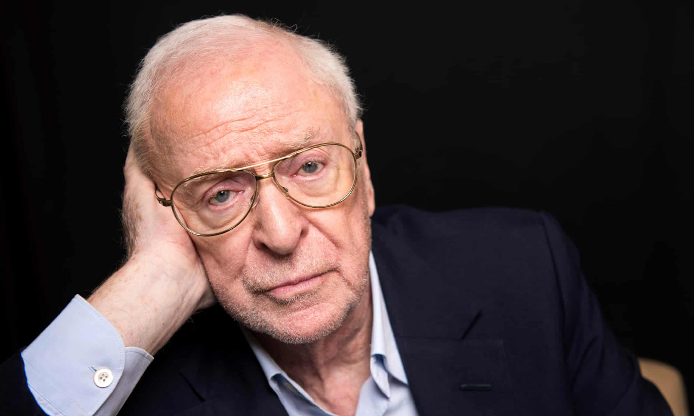 Michael Caine 'Crime comes from poverty, and those