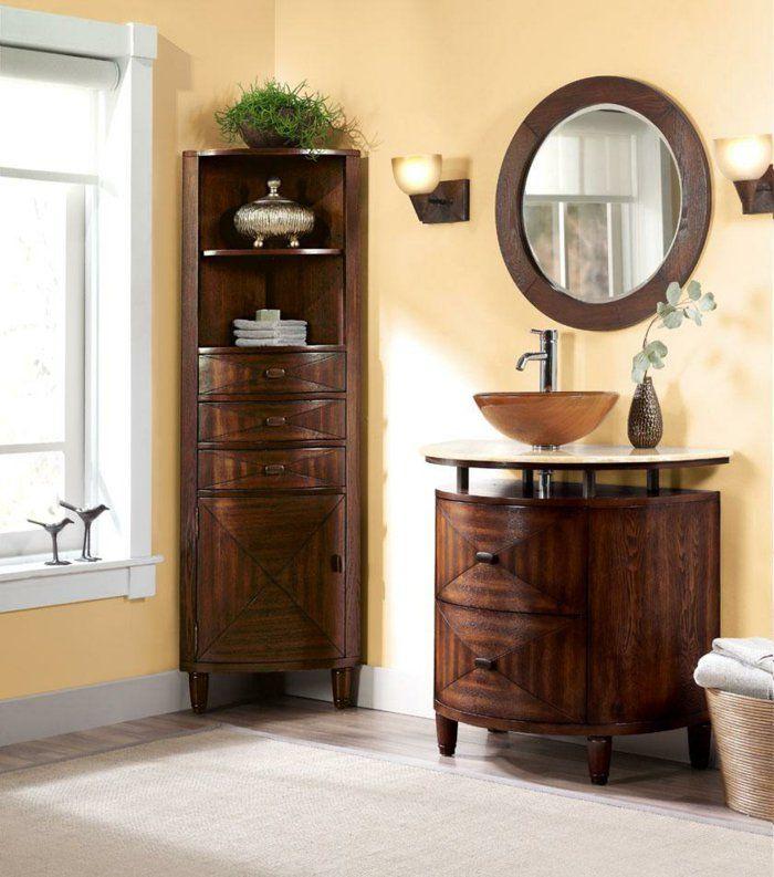 Eckschrank und andere eckm bel oder wie man das beste aus den kniffligen stellen macht m bel - Eckschrank badezimmer ...