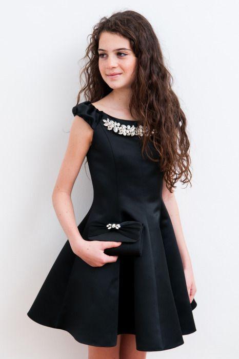 a0ec34665 Girls Designer Dresses by David Charles. Autumn Winter 2015. 6yrs to ...
