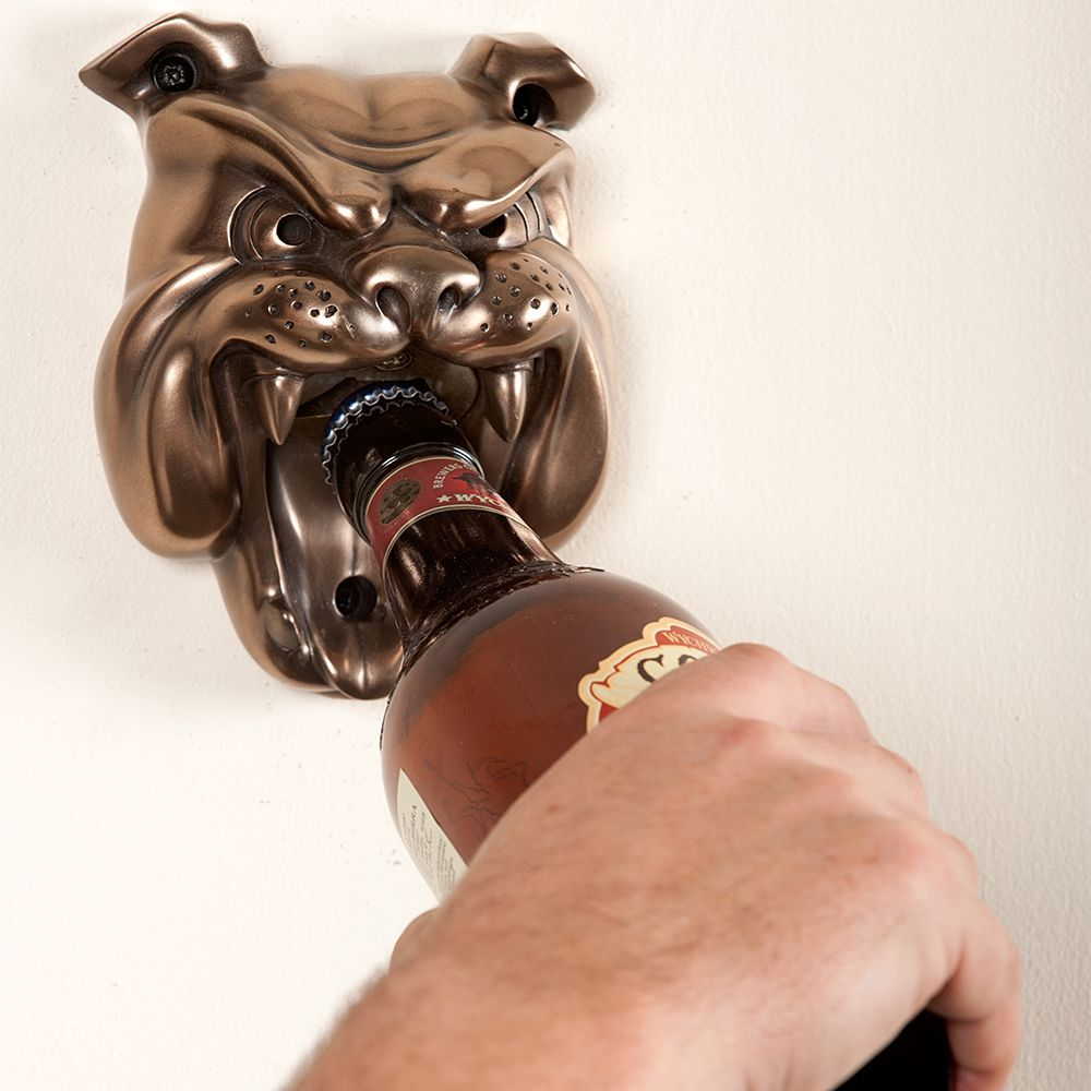 Wall Mounted Bottle Opener (With Images)