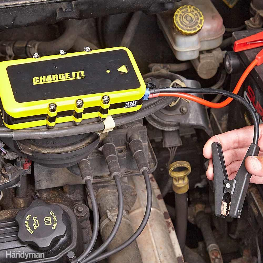 Cool Auto Shop Tools You Need Diy Projects Pinterest Shops Wiring Your A Jumper Pack Charger Combo