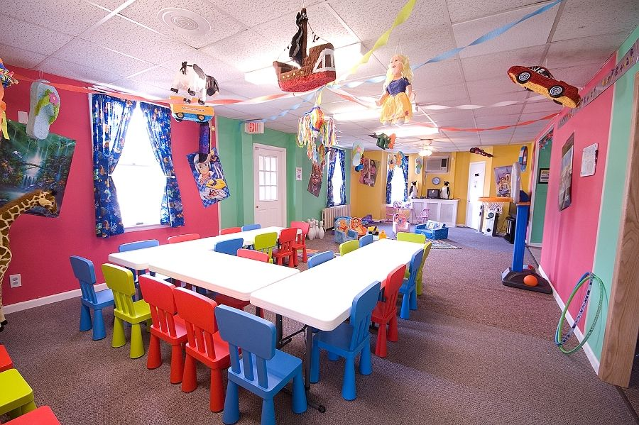 kids party rooms Party Room Party Spaces! Pinterest