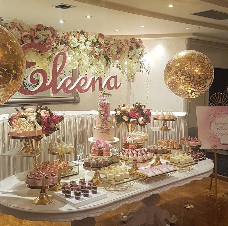 Pin By Sara Caiola On Dessert Tables In 2019