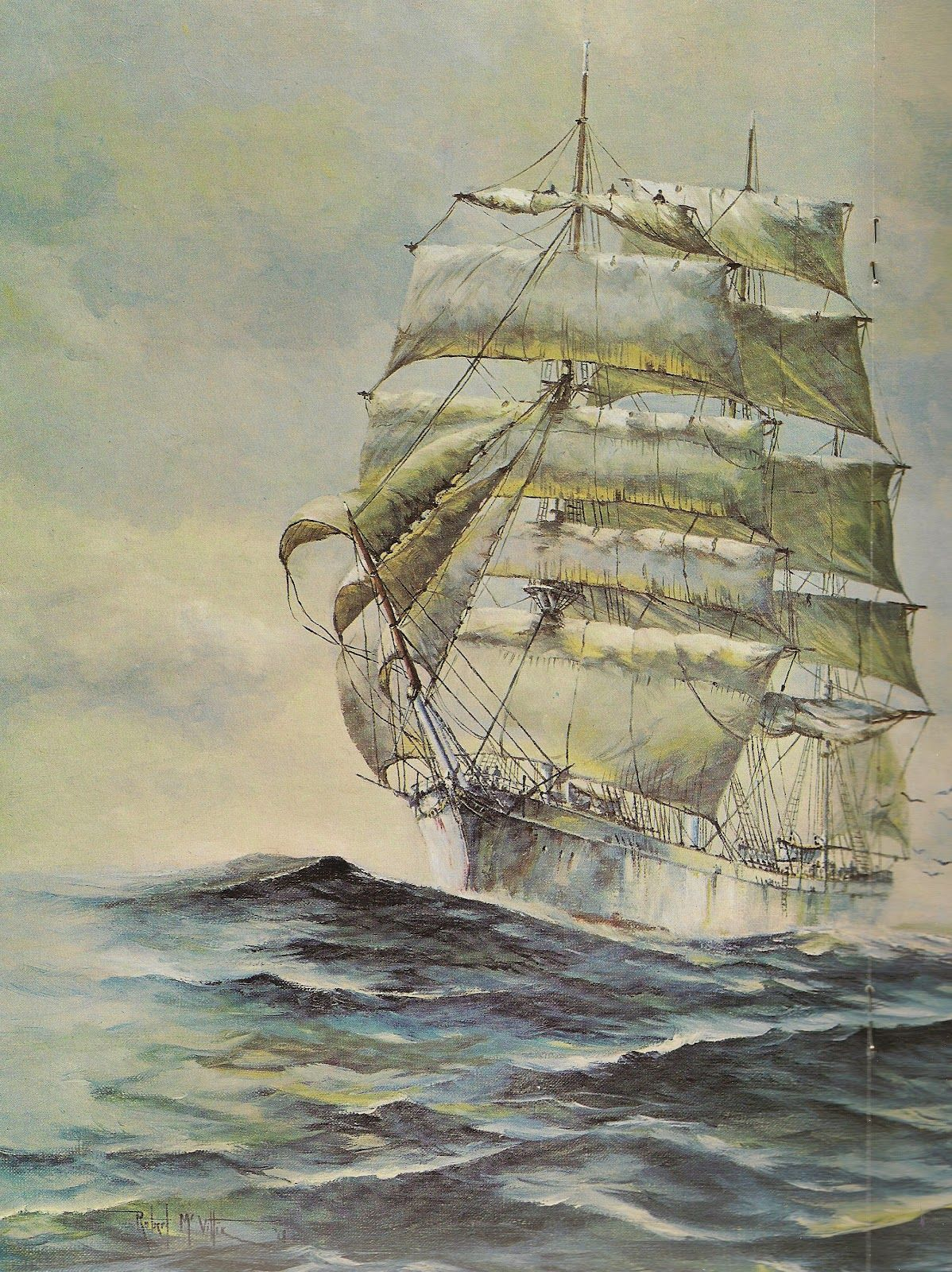 Saltwater People Log: ❖ The Ship THERMOPYLAE ❖ Victoria B.C.