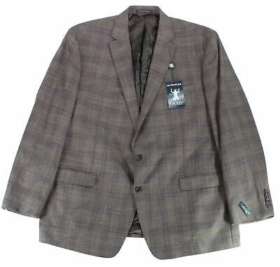 (Sponsored)eBay - Lauren By Ralph Lauren Mens Blazer Light Brown Size 36 Regular $295 #054
