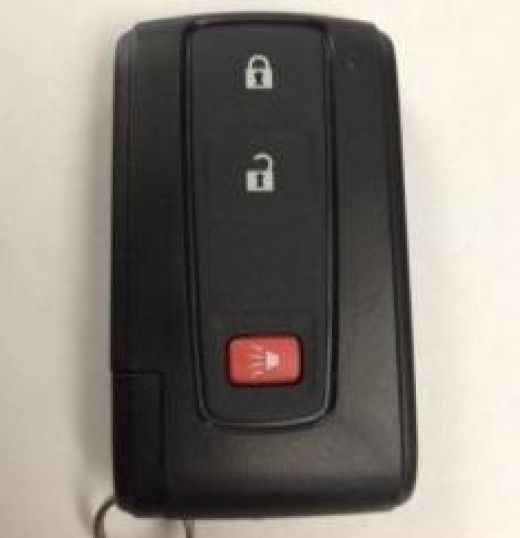 Toyota Prius Smart Key   Battery Change U0026 Lost Key Replacement Tips