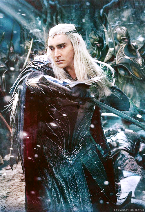 Thranduil, Battle of the Five Armies | Lord of the Rings