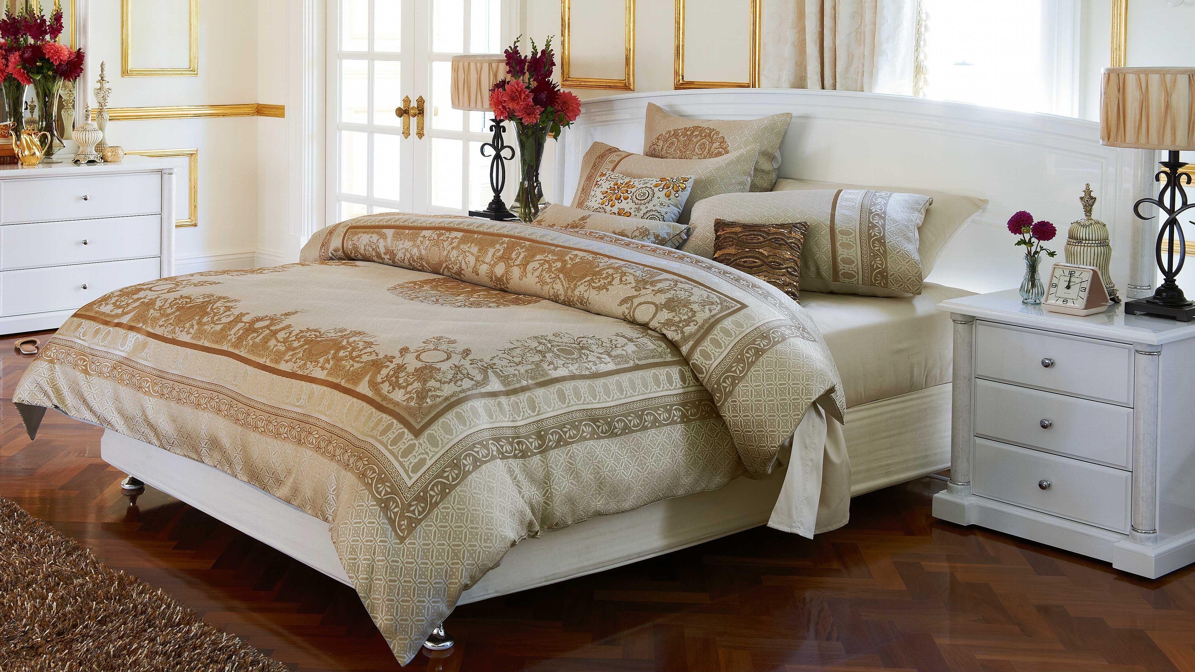 Corinthian 3 Piece Bedroom Suite from Harvey Norman | furniture ...