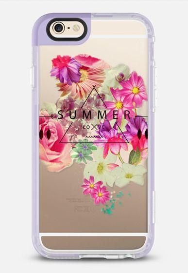 SUMMER LOVE - New Standard Case in Lavender Violet by Nika Martinez | @casetify