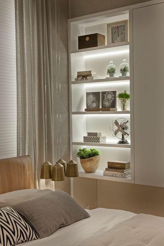 Nischen für Doppelzimmer 60 Modelle und tolle Ideen (mit