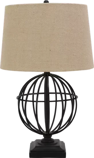 Glenron Black Lamp Lamp Black Lamps Table Lamp