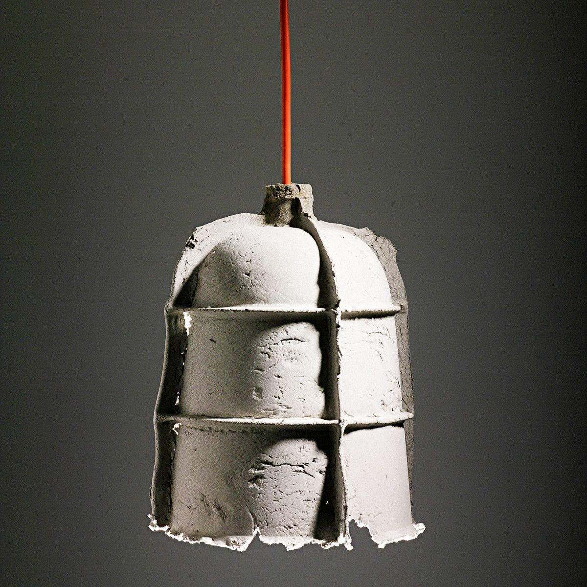 Mold pendant lamp by Michel Charlot