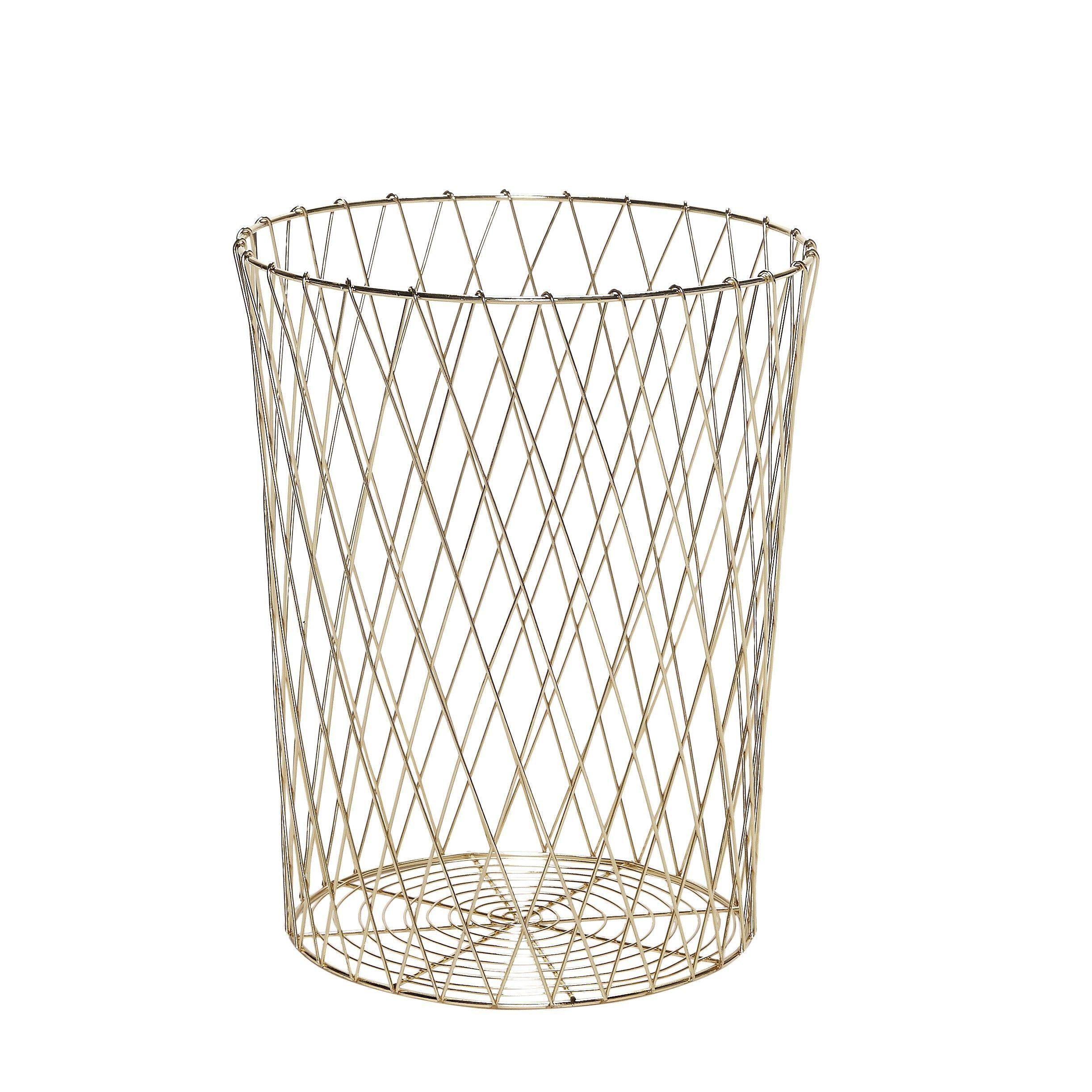 papierkorb rund metall b ro pinterest papierkorb. Black Bedroom Furniture Sets. Home Design Ideas