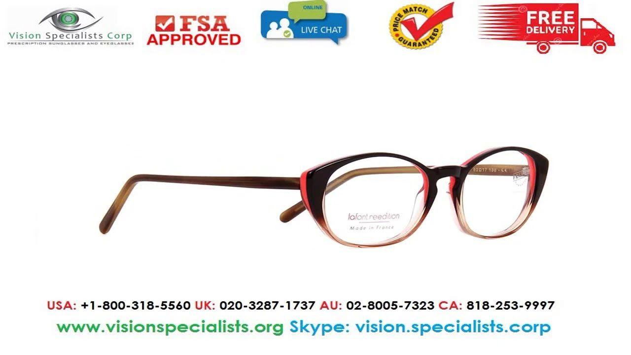 f4934bdd9e6 Lafont Vicky 5073 Glasses
