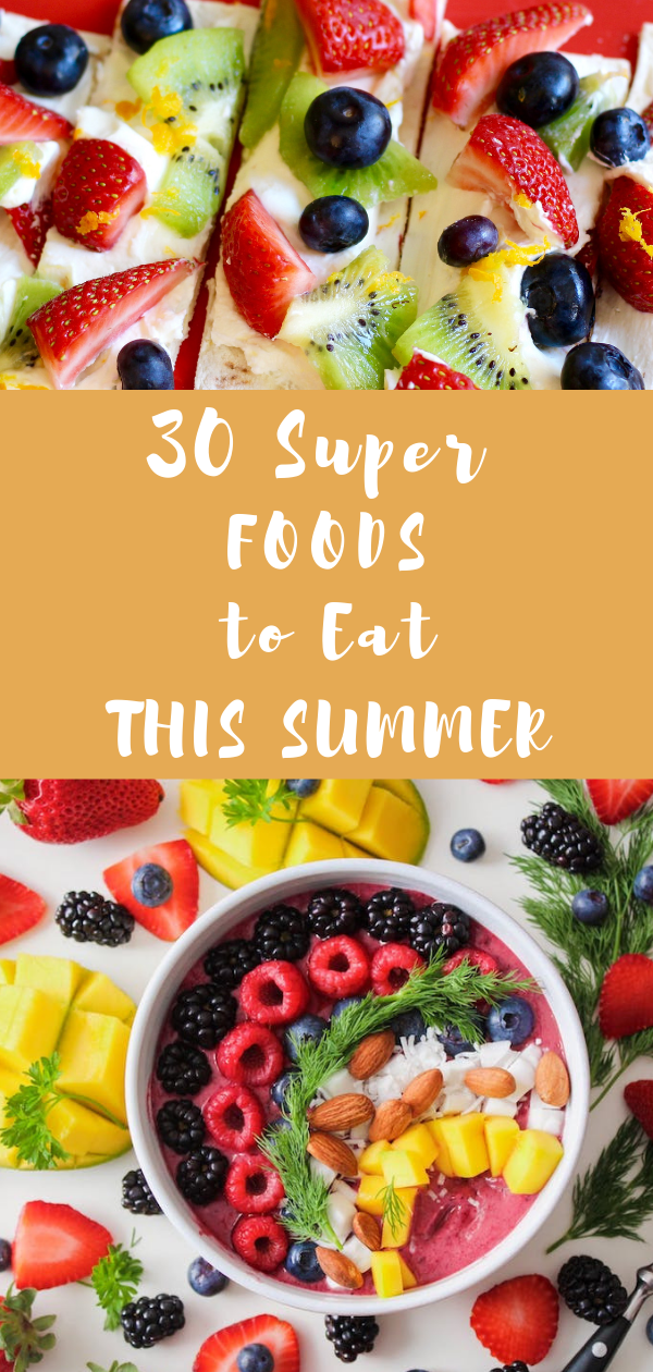 30 Veggie Superfoods to Eat This Summer images