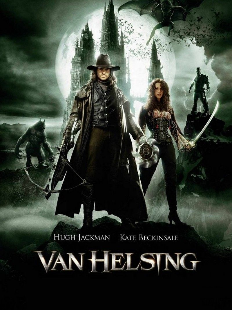 Van Helsing Film De Vampire Film Films Hd