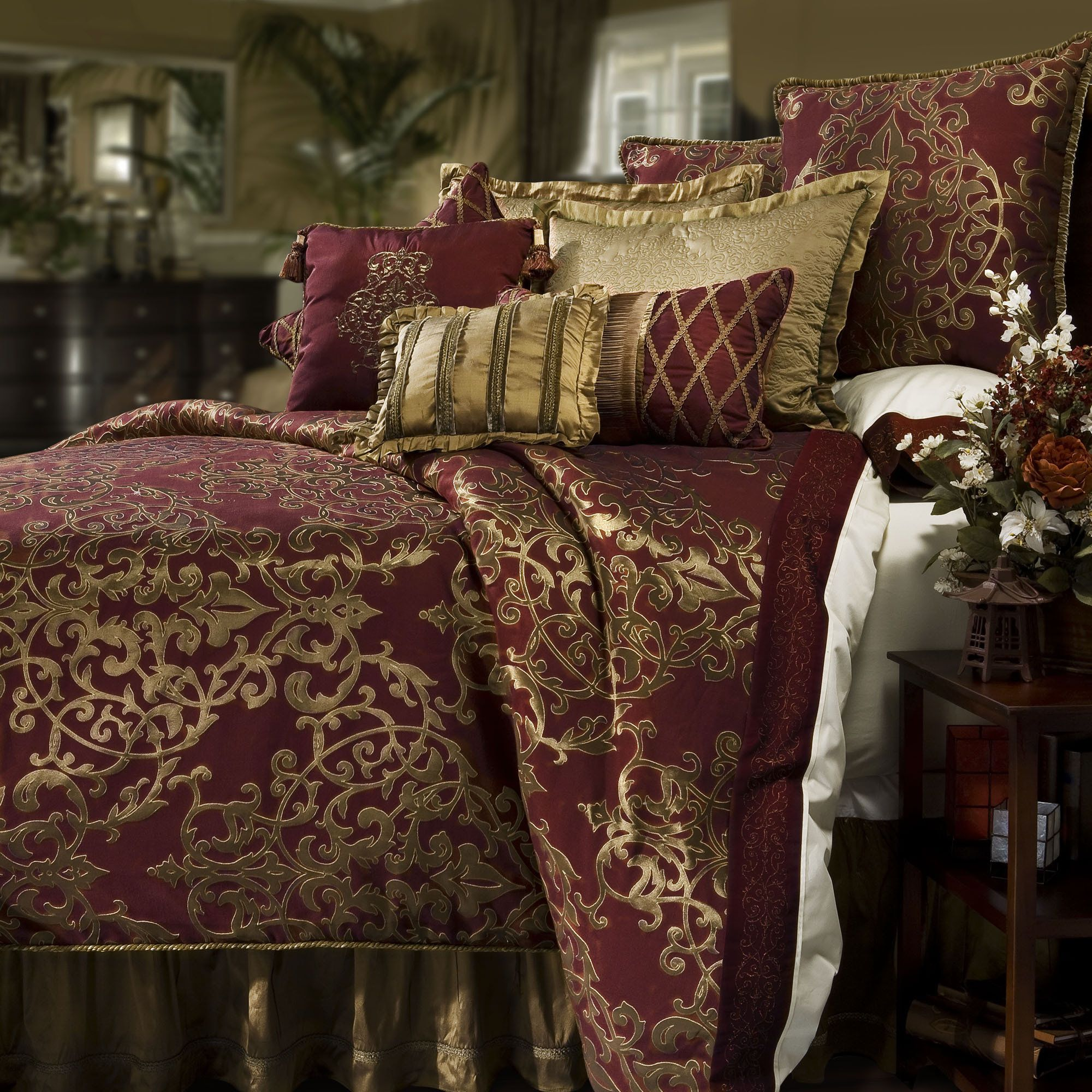 Glenaire forter Bedding by Veratex For the Home