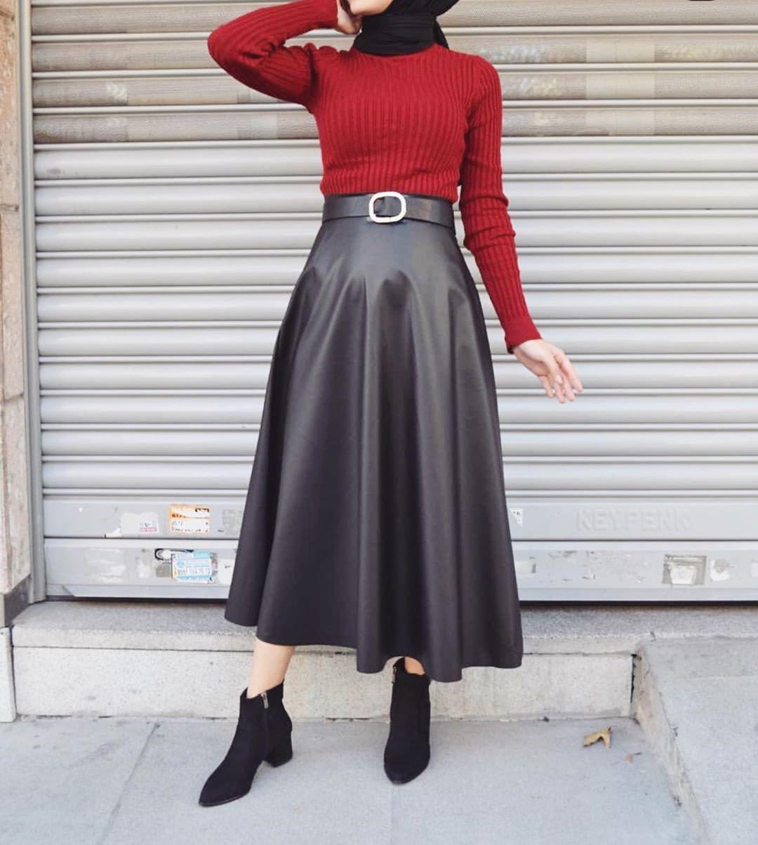 Girls Dz On Instagram جيب كوير In 2020 Fashion High Waisted Skirt High Waisted