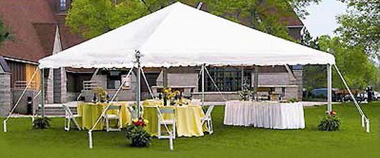 Tents Confetti S Party Rental Company Little Rock