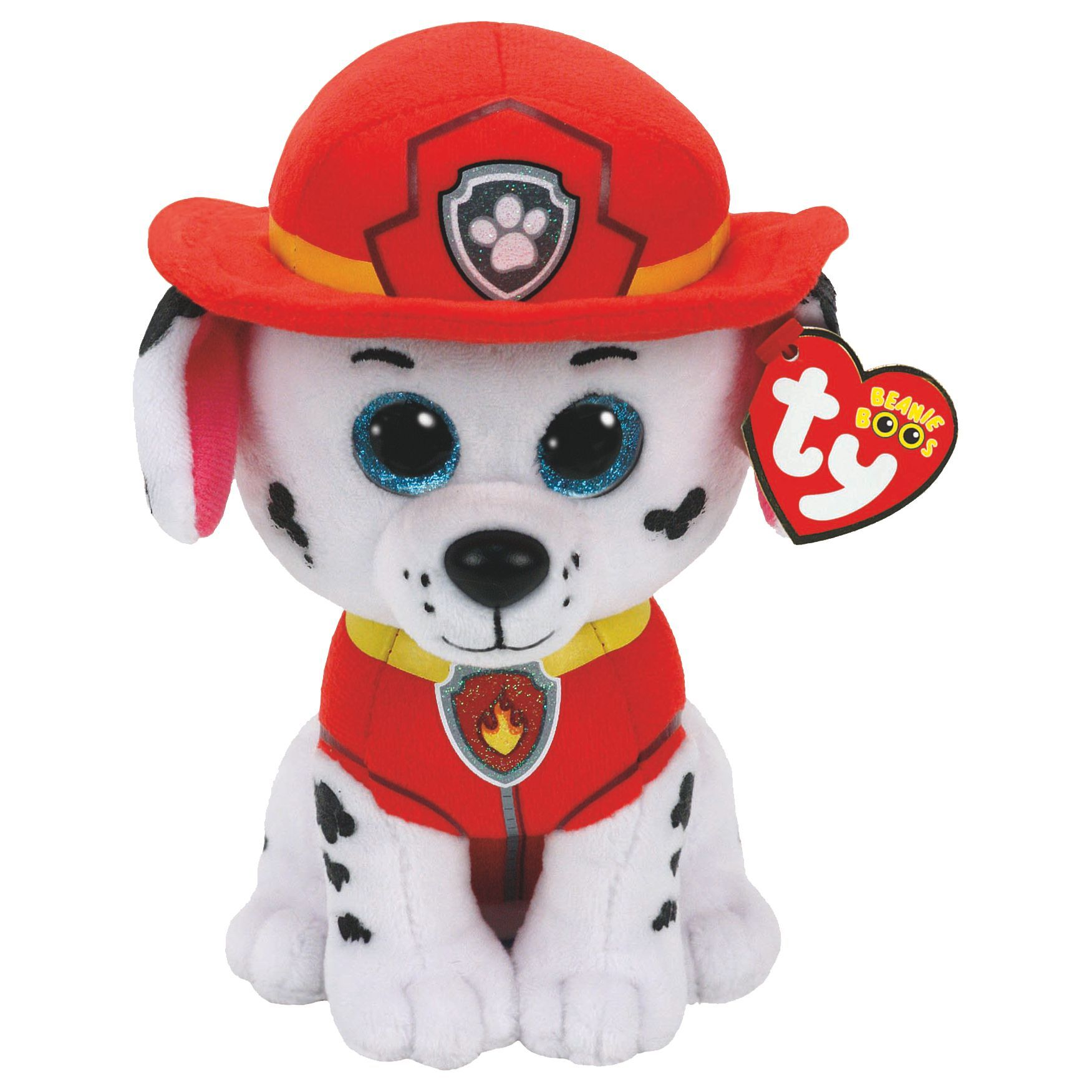 15cm Skye Cockapoo Plush Soft Toy Ty Beanie Boo/'s Collection 6/' Paw Patrol
