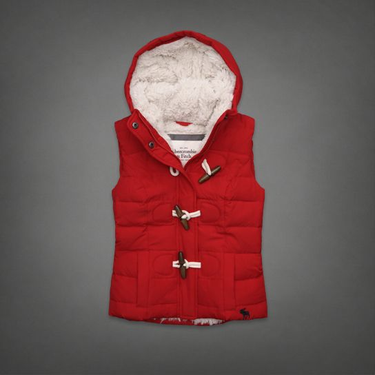 Sherpa Toggle Vest Abercrombie Com Check Out Our Pin To Win Challenge At Http On Fb Me Ufluqd Classic Style Women Style Abercrombie Women