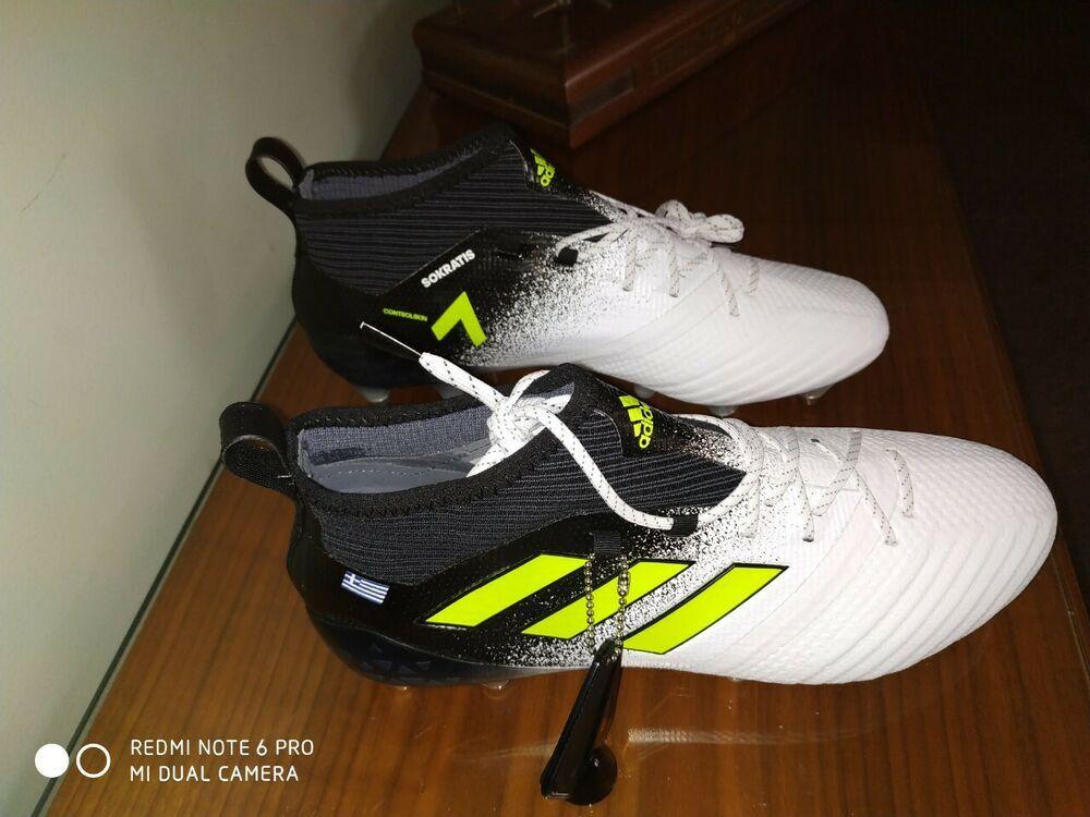 Advertisement(eBay) ADIDAS ACE 17.1 SG Leather football