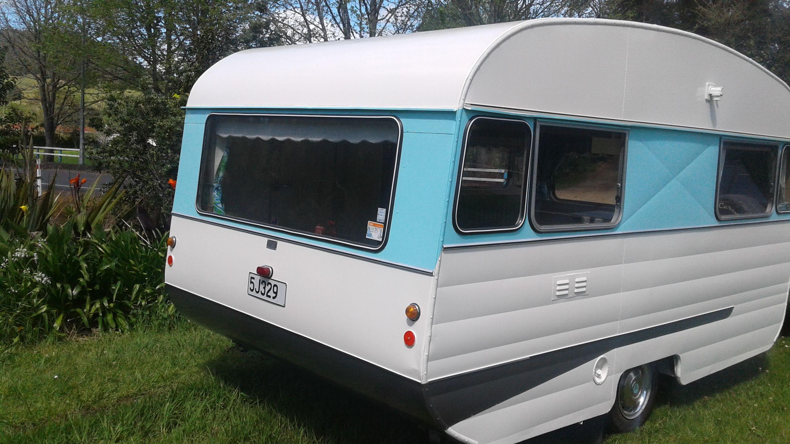 how to scrap a caravan