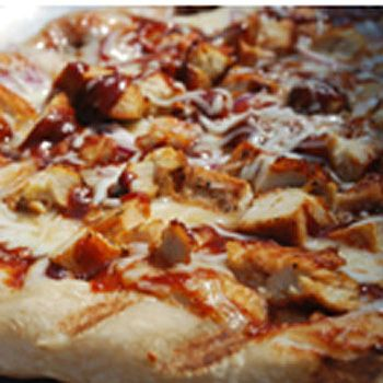 Chris Amp Pitts Bbq Sauce Socal S Own Bbq Chicken Pizza Barbecue Chicken Pizza Food