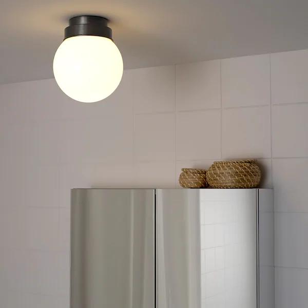 Frihult Decken Wandleuchte Schwarz Ikea Deutschland In 2020 Wandlampe Wandleuchte Badezimmerlampe