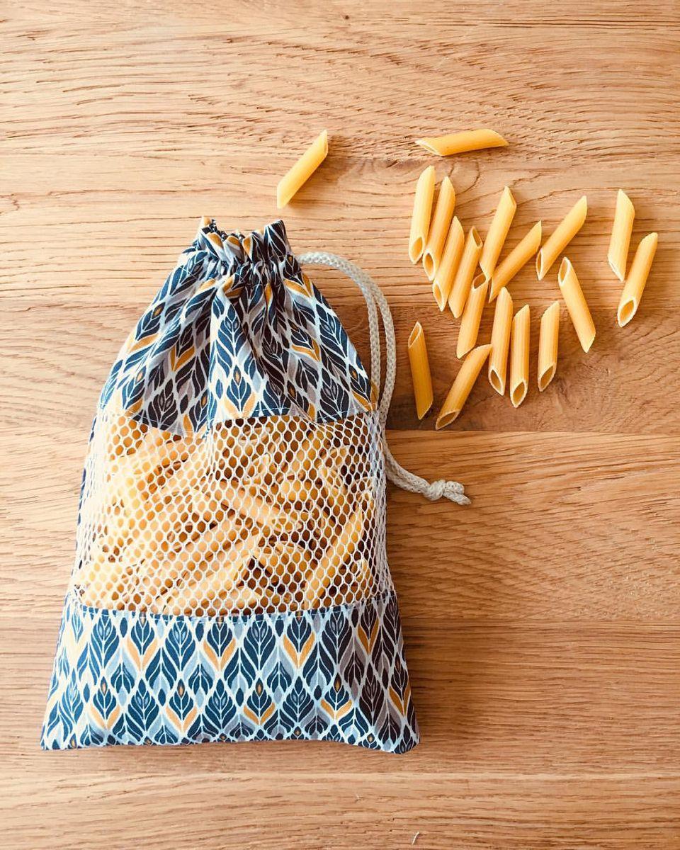 Comment faire un filet à légumes #zerodechet ? - Plumetis Magazine