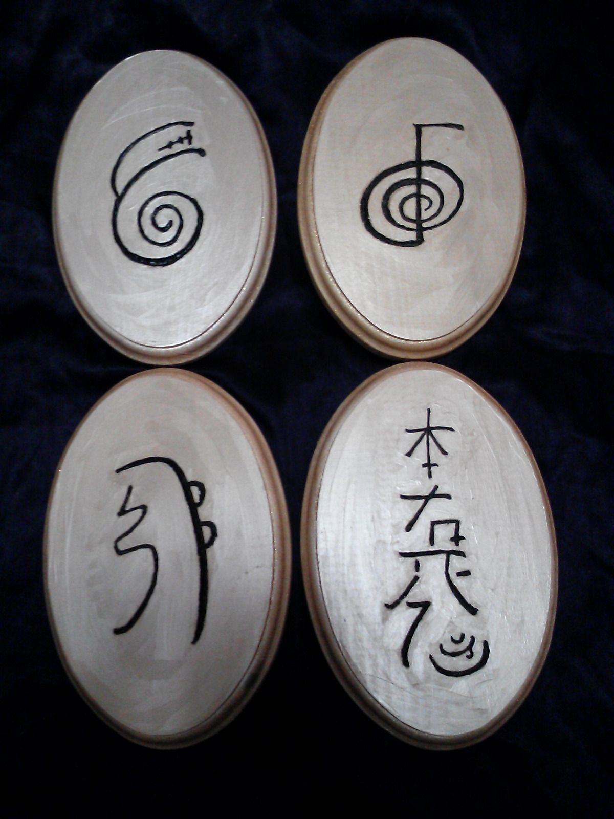 Reiki Symbol Wall Art By Crafted Blessings On Amaranth Crafted
