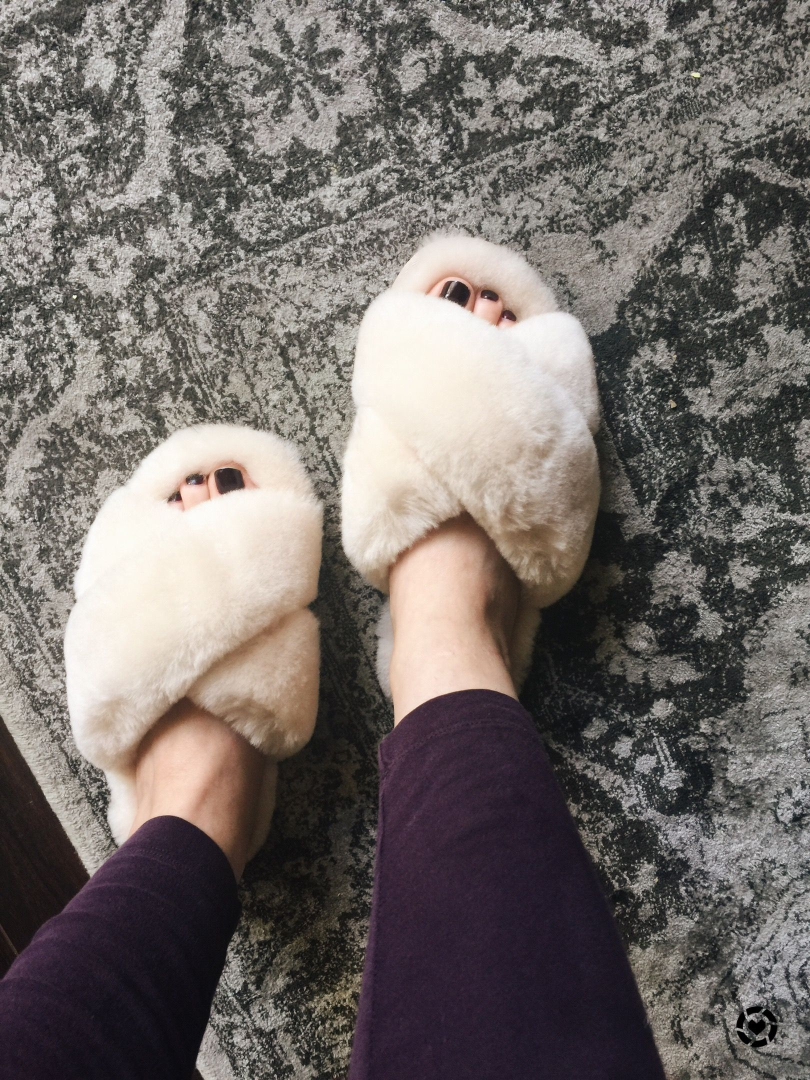 2ccd3fbedbd31 emu Australia slippers, women's slippers, cozy, comfy clothes, cozy  clothes, nighttime routine, fuzzy slippers, fur slippers, faux fur, faux fur  slippers, ...