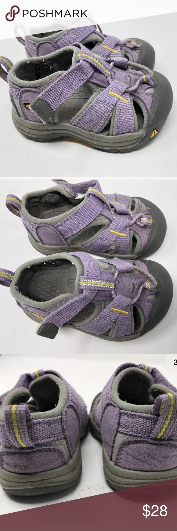 128c99e6e14 Keen Toddler Size 4 Venice H2 Waterproof Sandals Keen Toddler Size 4 Venice  H2 Waterproof Sandal Shoes Bougainvillea Purple gently used Keen Shoes  Sandals ...
