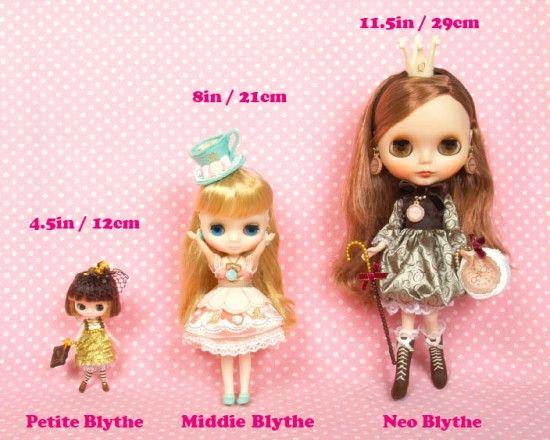 Blythe Lps Blythe Doll